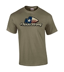 #TexasStrong Shirt - Size SMALL